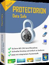 ordener mit passwort schützen